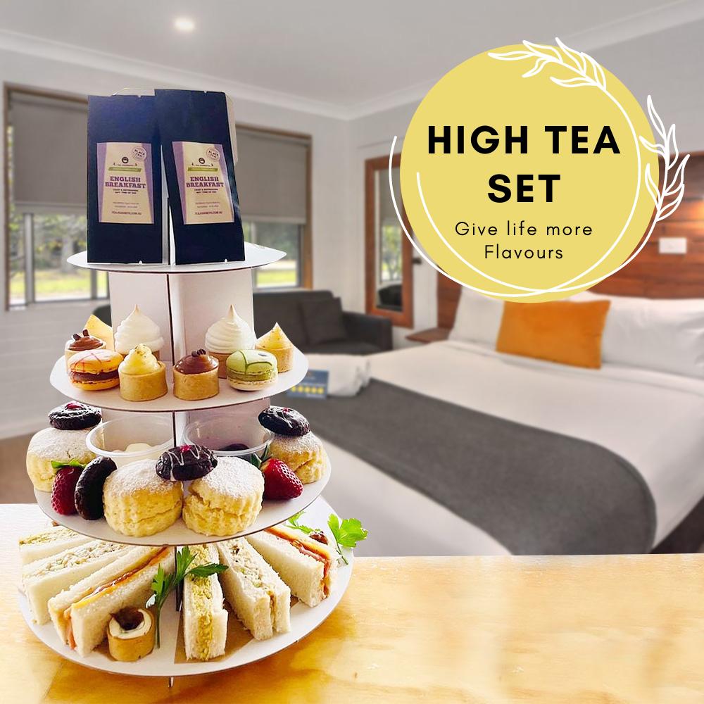 High Tea Set   Decadence Nowra
